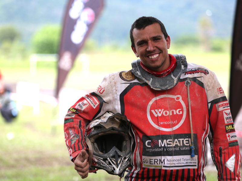 Perú en el primer lugar del mundo: Alexis Hernández es el nuevo líder del Mundial de Rally Cross Country 2017