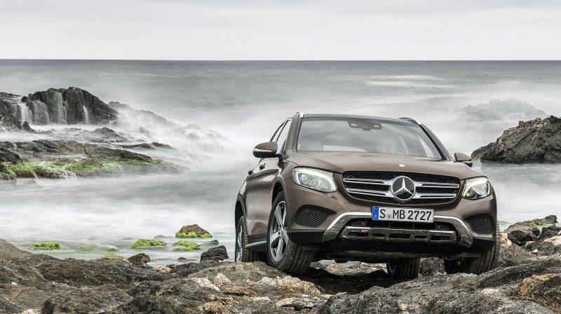 Mercedes-Benz GLC: Dosis extra de todo