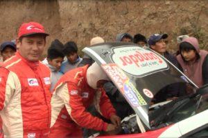 Elvis Aguilar sigue en preparación para Caminos del Inca 2017