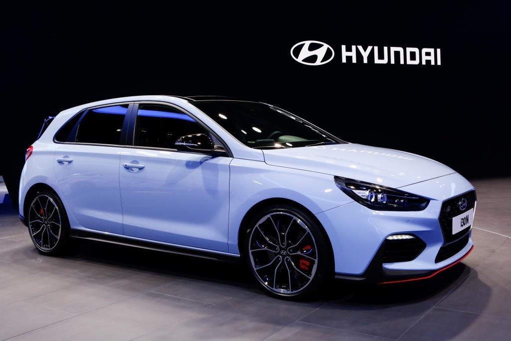 Hyundai muestra en el 67º Salón Internacional del Automóvil de Frankfurt: el primer vehículo i30 N, el coupé i30 Fastback y SUV subcompacto, All-New KONA