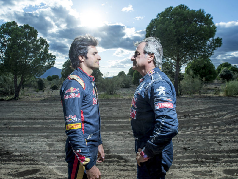 El duelo: Sainz vs Sainz