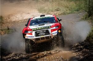 Nicolás Fuchs se ubicó en el 11mo puesto de la Baja Aragón en su primera participación en el Mundial de Rally Cross Country