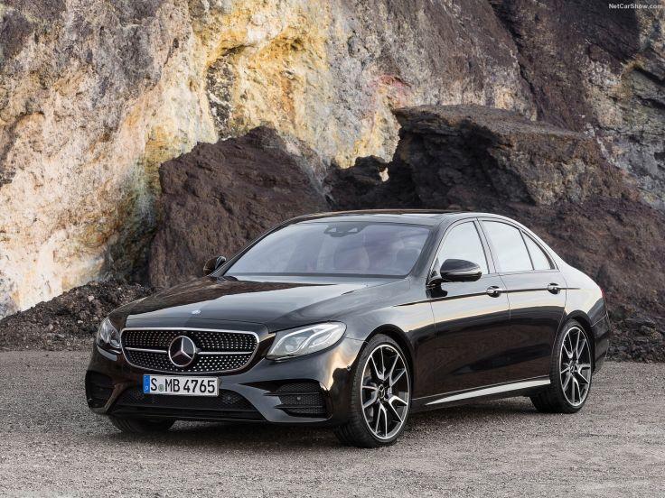 Mercedes-Benz Clase E: El balance perfecto entre belleza e inteligencia
