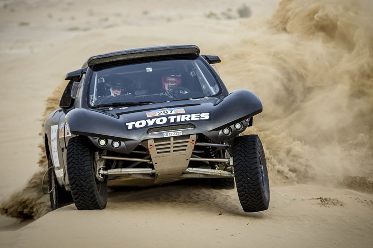 Mini tendrá un buggy en el próximo Rally Dakar 2018