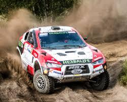Nicolás Fuchs entre los mejores pilotos del Mundial de Rally Cross Country tras la segunda etapa de la Baja Polonia