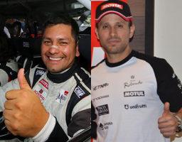 Tommasini y Castro en busca del triunfo en Caminos del Inca