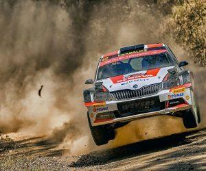 Nicolás Fuchs: Quiero competir en Chile en un Skoda R5