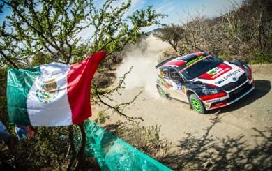 #WRC2 Fuchs sin Argentina ni México