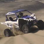 Toda la potencia inigualable de la Yamaha ROV YXZ 1000R puesta a prueba