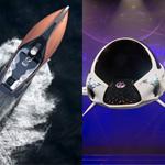 Lexus develó sus nuevas creaciones: Lexus Sport Yacht y Lexus Skyjet
