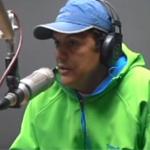 Gustavo Medina navegante de Hart en esta temporada
