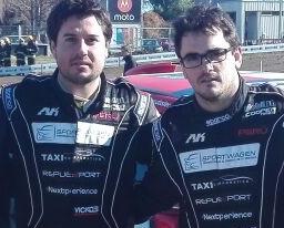 La dupla peruana de Kurt Zoeger y Alfredo Neuhaus logran un podio en Chile en su debut