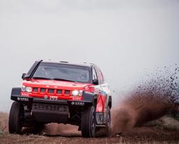 #OffRoad BAIC logra el 1-2 en el Rally Taklimakan 2017