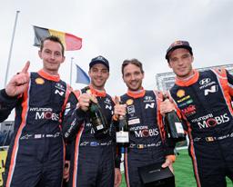 Mundial de Rally: 1 y 2 para Hyundai en el WRC Rally de Polonia