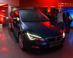 Se presentó el nuevo SEAT León 2017