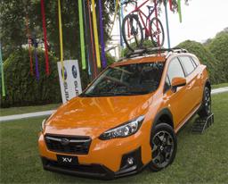 Totalmente rediseńada All New Subaru XV llegó al Perú