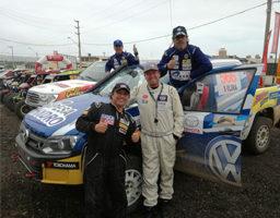 El Volkswagen Rally Team Perú rendirá último examen antes de ir a Caminos Del Inca