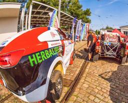 Nicolás Fuchs listo para una nueva fecha del Mundial de Rally Cross Country en la Baja Polonia