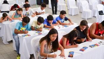 Toyota Del Perú presenta la séptima edición del concurso de dibujo -El Auto Sońado-