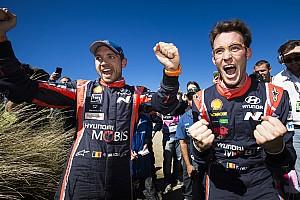 Hyundai gana el WRC Argentina!