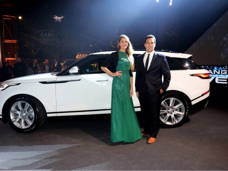 Land Rover presenta la nueva Range Rover Velar