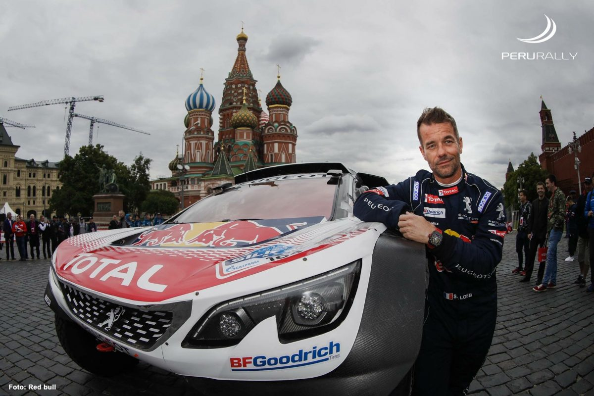 Peugeot abandonará el #Dakar tras la edición de 2018, según Sébastien Loeb
