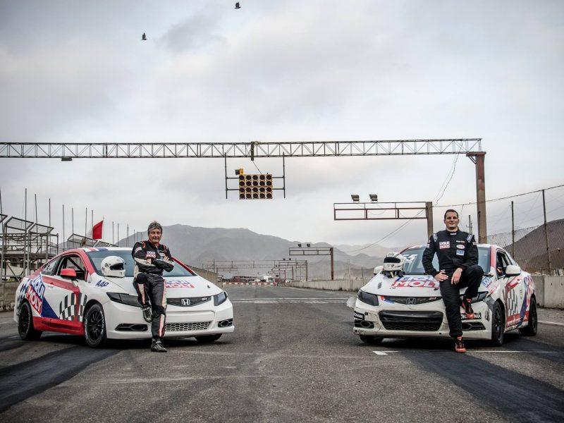 El Team Liqui Moly se prepara para Los 200km de Lima