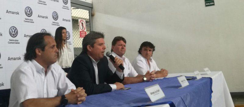 Volkswagen presentó su equipo oficial que competirá en Caminos del Inca